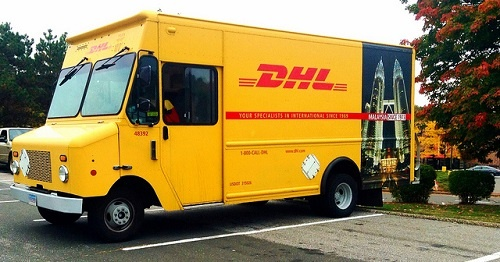 """DHL"" (http://goo.gl/9lm3z7) by Mike Mozart (http://goo.gl/limKoH) is licensed under CC BY 4.0 (http://creativecommons.org/licenses/by/4.0/)"