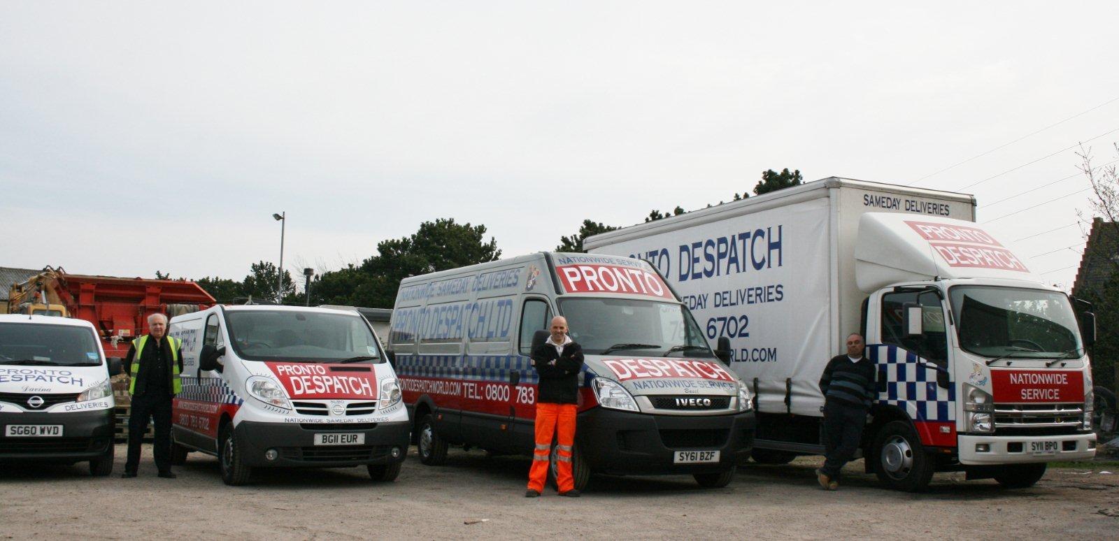 Pronto Despatch fleet (4) (002)
