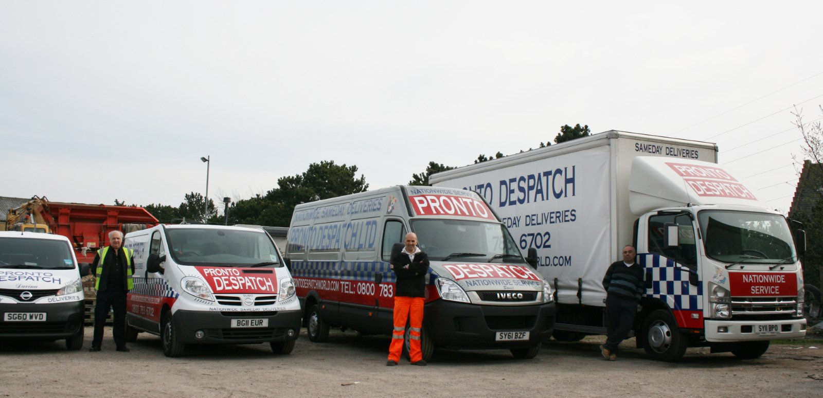 Pronto Despatch fleet (4) (002)